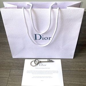 Dior Key chain